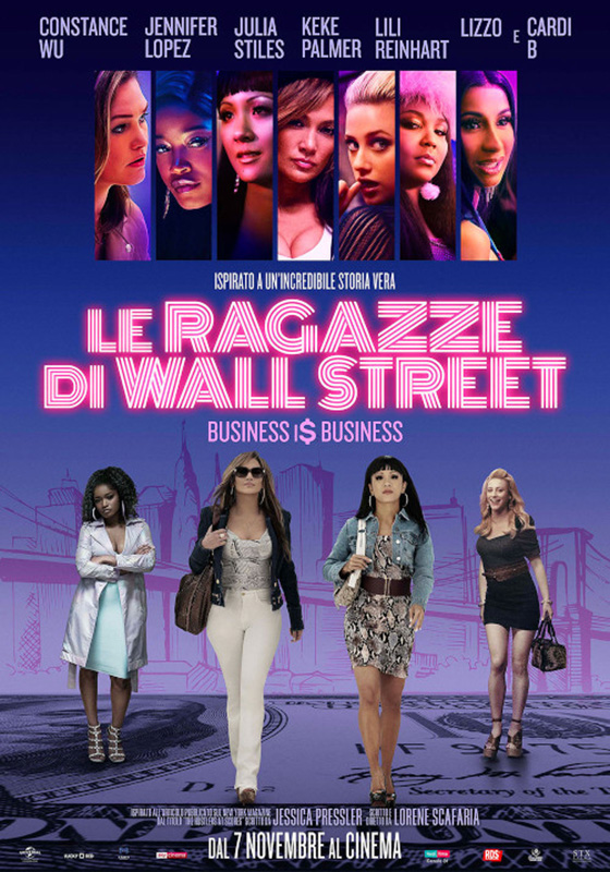 Le ragazze di Wall Street - Business Is Business (2019)