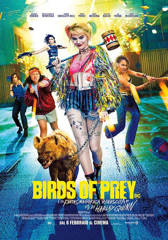 Birds of Prey e la fantasmagorica rinascita di Harley Quinn (2020)