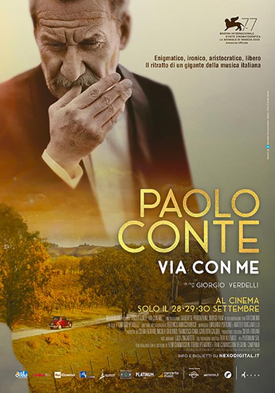 Paolo Conte, via con me (2020)