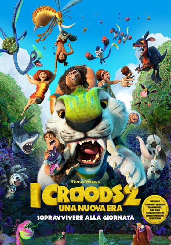 I Croods 2 - Una nuova era (2021)