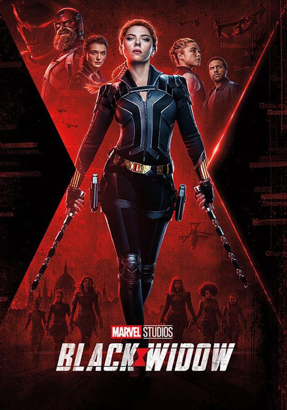 Black Widow (2021)