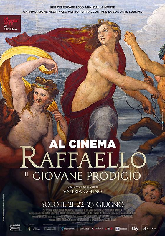 Raffaello. Il giovane prodigio (2021)
