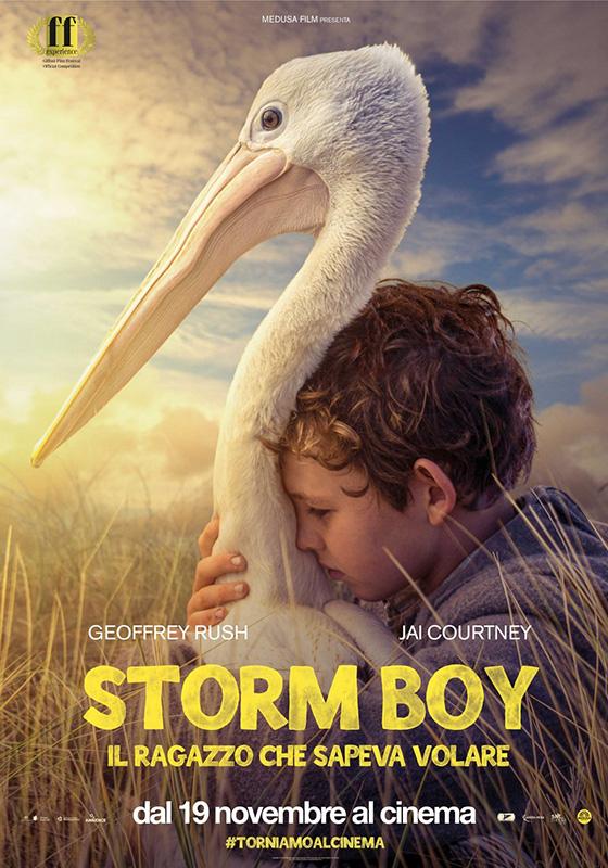 Storm Boy - Il ragazzo che sapeva volare (2021)