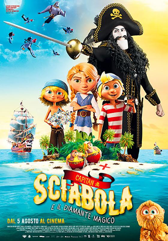 Capitan Sciabola ed il diamante magico (2021)