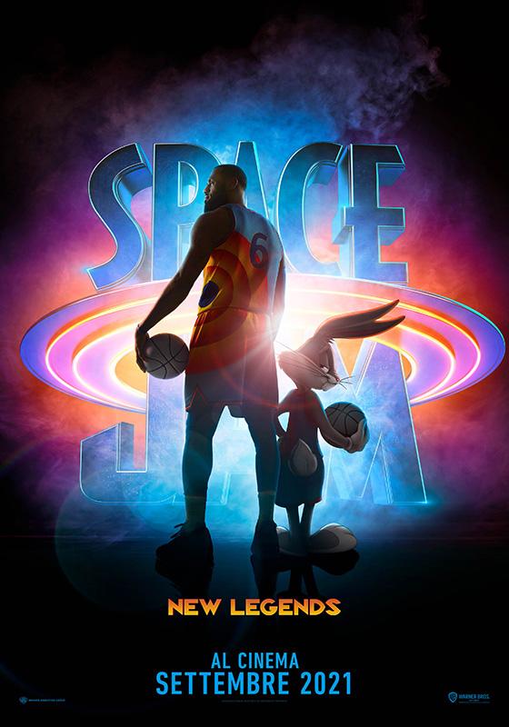 Space Jam - New Legends (2021)