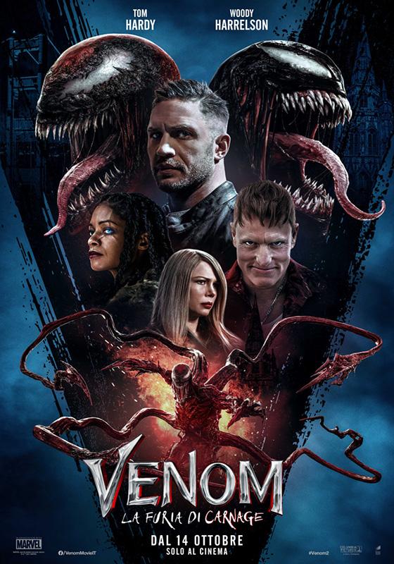 Venom: La furia di Carnage (2021)