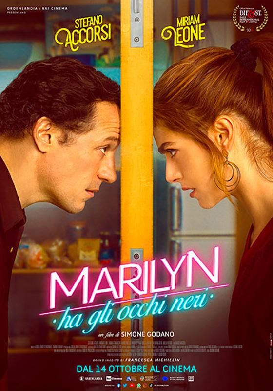 Marilyn ha gli occhi neri (2021)
